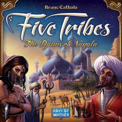 Five Tribes Box Cover
