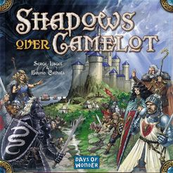 Shadows Over Camelot Box Cover