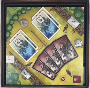 Shadows Over Camelot Insert Game Board