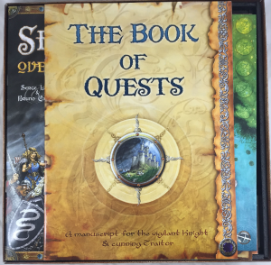 Shadows Over Camelot Insert Manuals