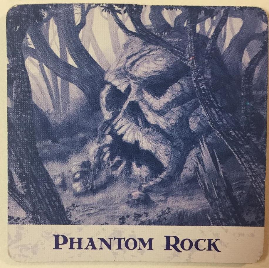 Phantom Rock Flooded