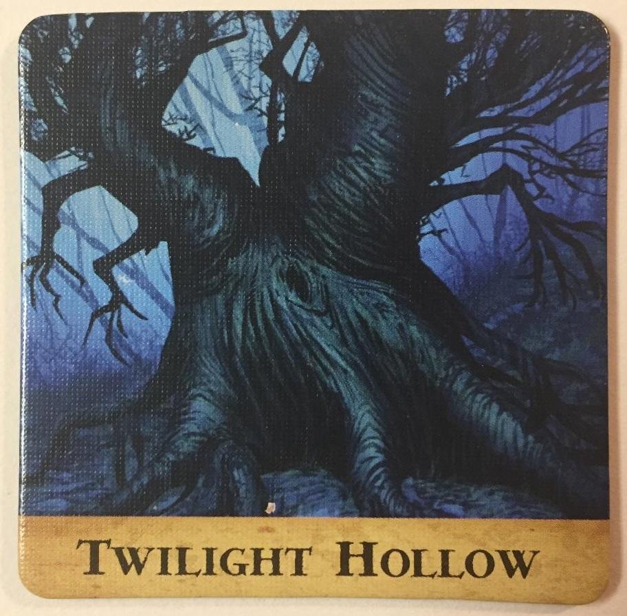 Forbidden Island Twilight Hollow