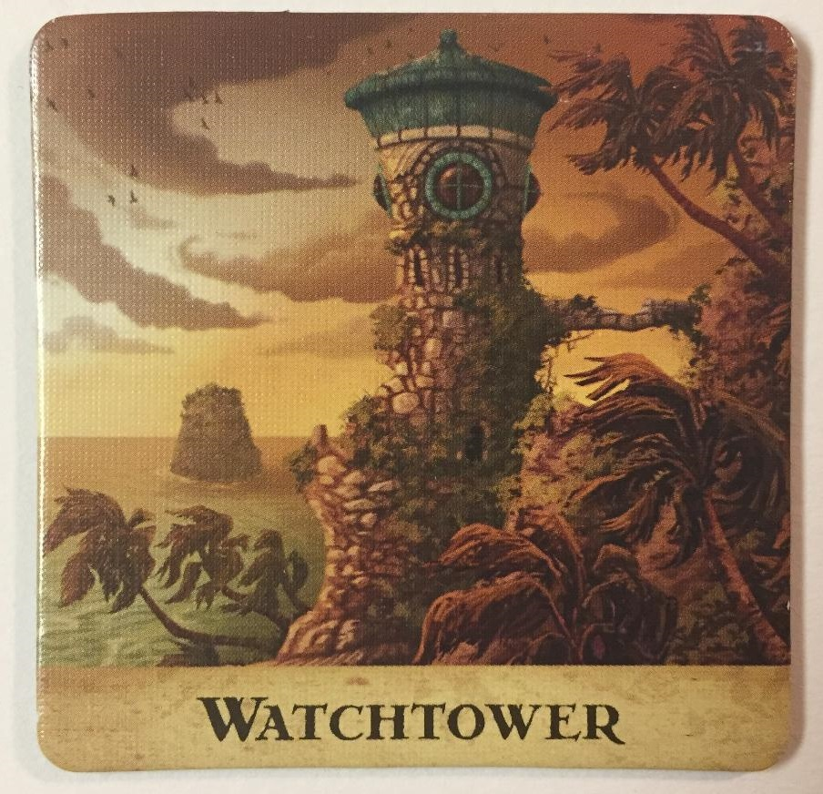 Forbidden Island Watchtower