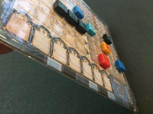Azul Crystal Mosaic Gravity Test