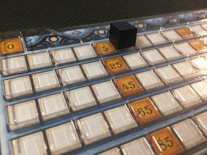 Azul Crystal Mosaic Score Track