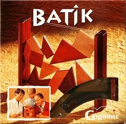 Batik Box Art