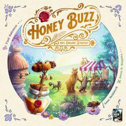 Honey Buzz Box Art